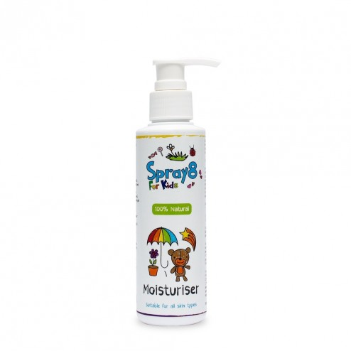 Spray8 For Kids Moisturiser