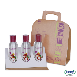 Mangosteen Ostania Amrita 3x Value Pack