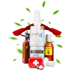 superhero spray 8, woundcare, diabetic care, kids care